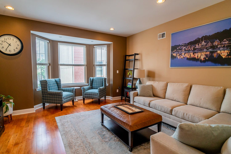 Philadelphia Real Estate Photography | Roof deck media